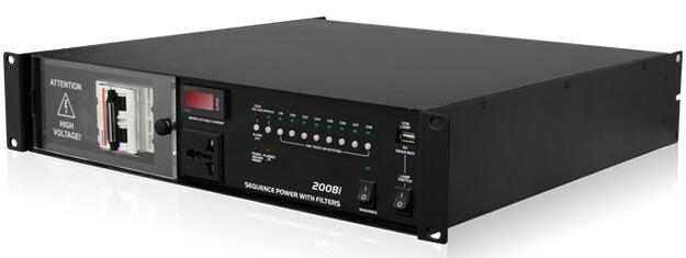 2008i 带滤波电源时序器